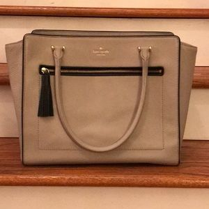♠️ Kate Spade Chester street Allyn leather tote♠️